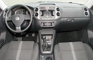 VW Tiguan Mk1 Ekspluatācijas nianses