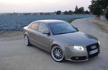 Audi A4 B7 (2004...2008. g.) Ekspluatācijas nianses