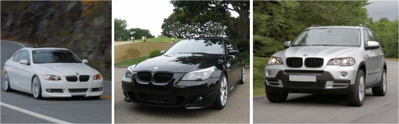 Бензиновые пьезофорсунки BMW Чистка вместо ежегодной замены