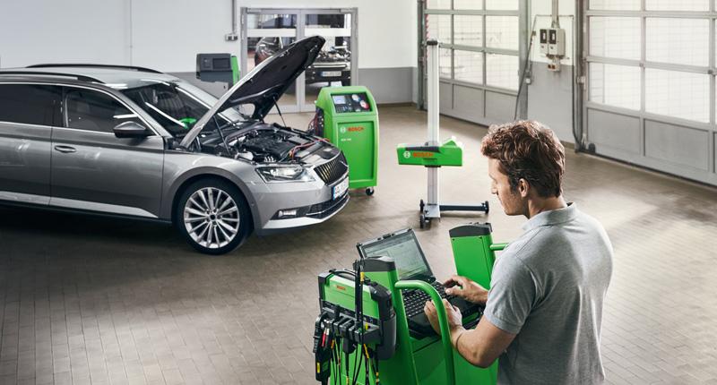 Bosch High Performance aizdedzes sveces Maksimālai veiktspējai