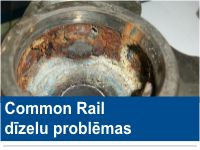 Common rail diagnostika, remonts, delphi, siemens, vdo, bosch, sprauslu remonts