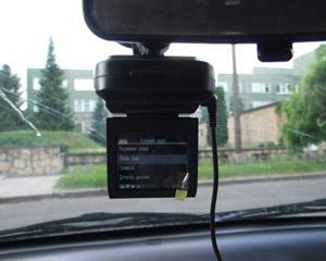 Automobiļu video reģistratori