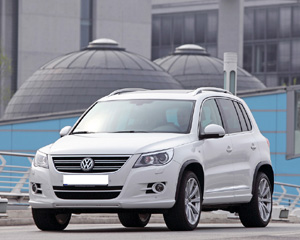 VW Tiguan MK1